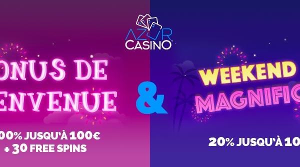 avis azur casino