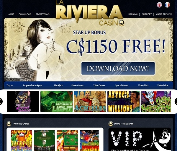 riviera casino