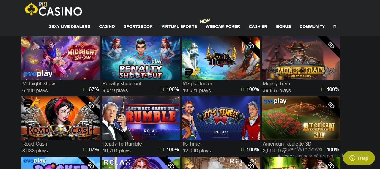 jeux ph casino