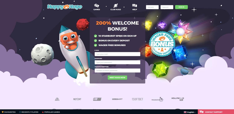 happy hugo casino avis