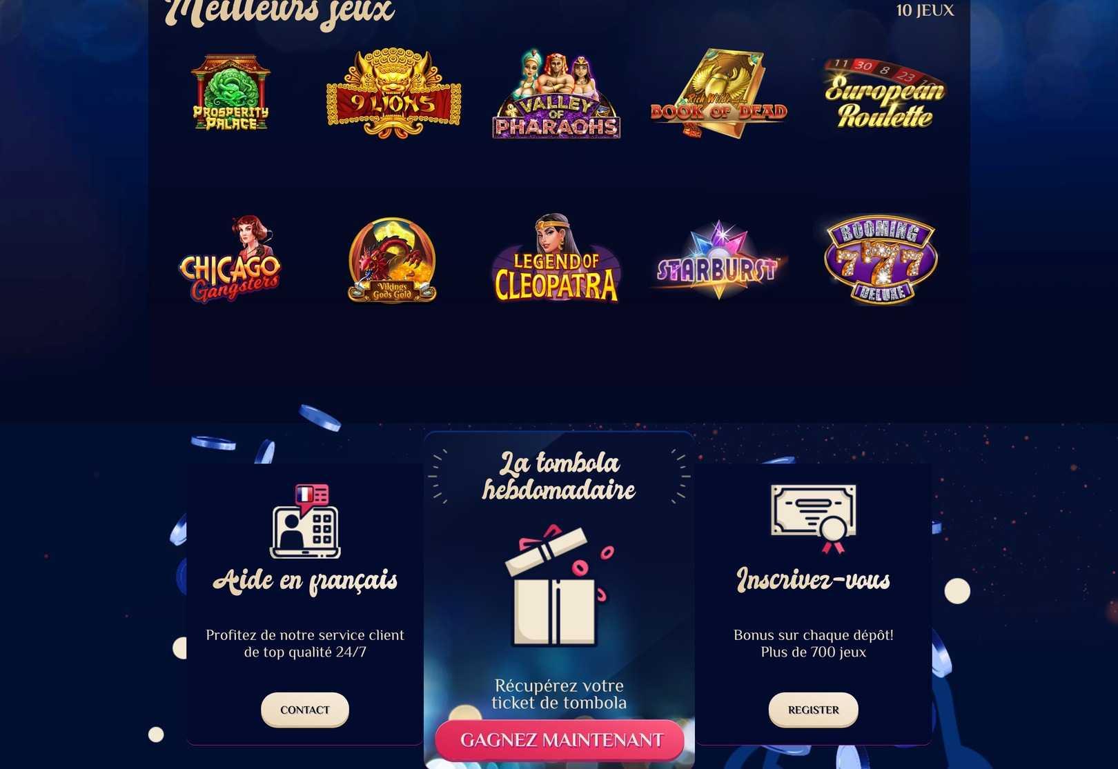 jeux vegas casino