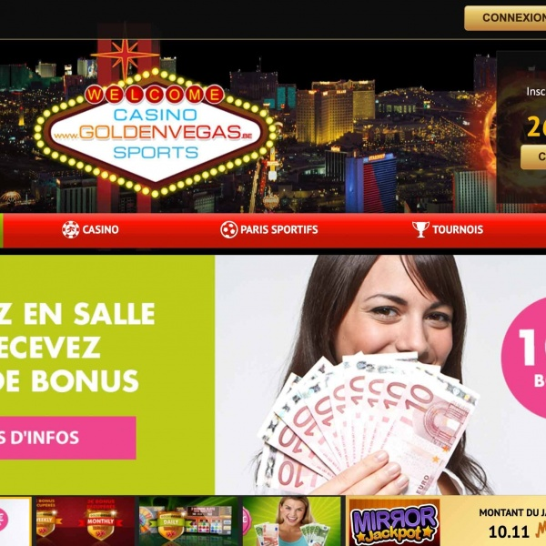 casino golden vegas avis