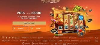 informations empire casino