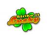 Comment jouer sur le site Strike it Lucky casino ?