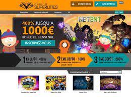 paiement assistance technique casino en ligne superlines