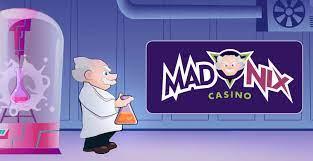 presentation du casino madnix